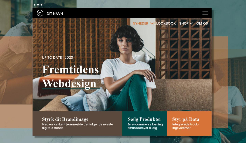 Fremtidens Webdesign – Bliv up to date i 2021