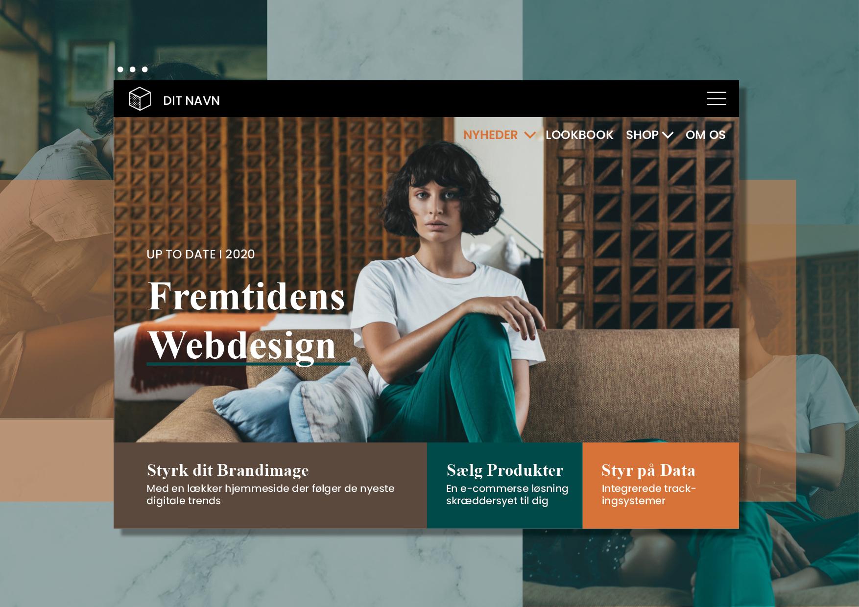 Fremtidens Webdesign - Bliv up to date i 2020