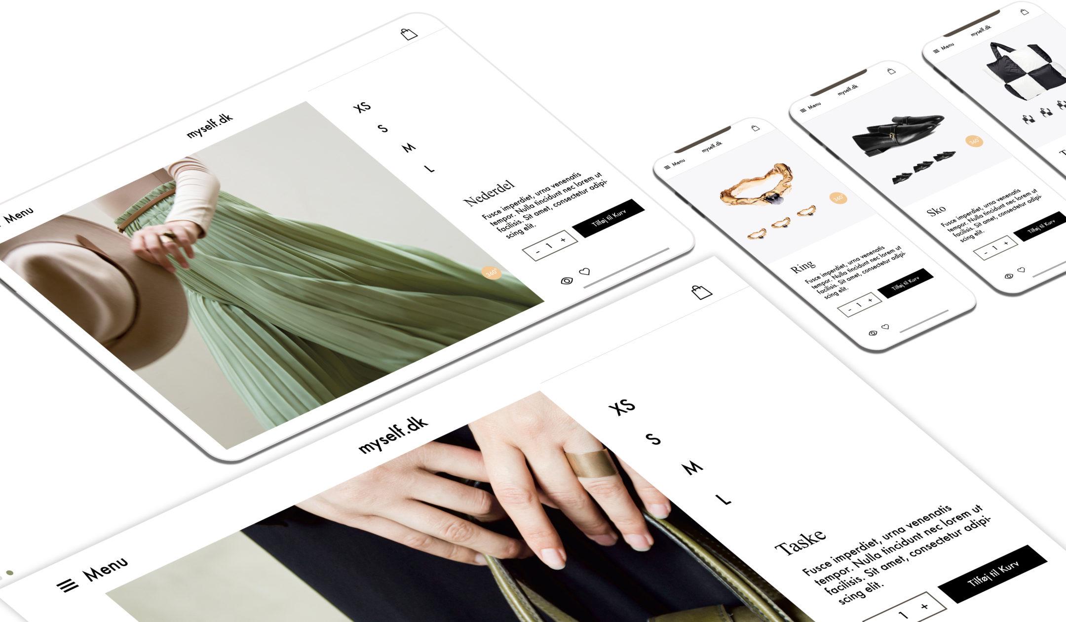 myself.dk fashion og jobs shop case på myissue.dk i dag