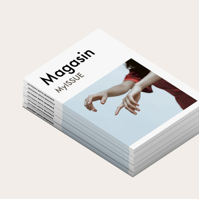 myssue.dk magasin layout content creation